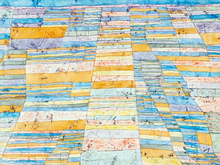 Highway & Byways – Paul Klee