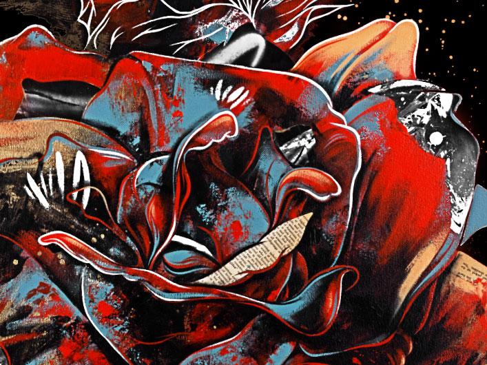 Dave Kinsey – Kenwood Rose